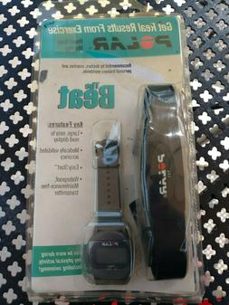 Polar Heart Rate Monitor Watch The Beat Sealed Waterproof Sw