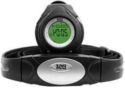 heart rate monitor watch with heart rate