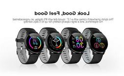 Indigi Heart Rate Monitor Water-Resistant Bluetooth Sync Sma