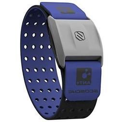 Heart Rate Monitors Rhythm+ Armband - Blue Optical With Dual