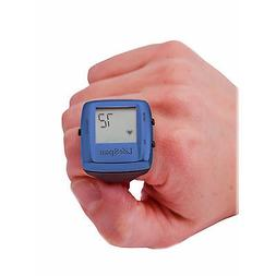 HEART RATE RING - Pulse - Monitor -Stopwatch - Strap - HR -