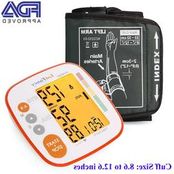 high blood pressure monitor upper arm bp