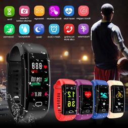 HOT F07 Smart Bracelet Sports Band Watch Heart Rate Step Cal