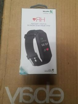 NEW 3PLUS HR ACTIVITY TRACKER WITH HEART RATE MONITOR ELITE