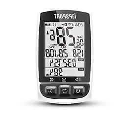 iGPSPORT iGS50E GPS Cycle Computer with ANT+ Function Large