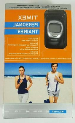 indiglo personal trainer heart rate monitor new