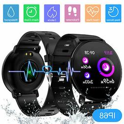 ios android smart watch blood pressure
