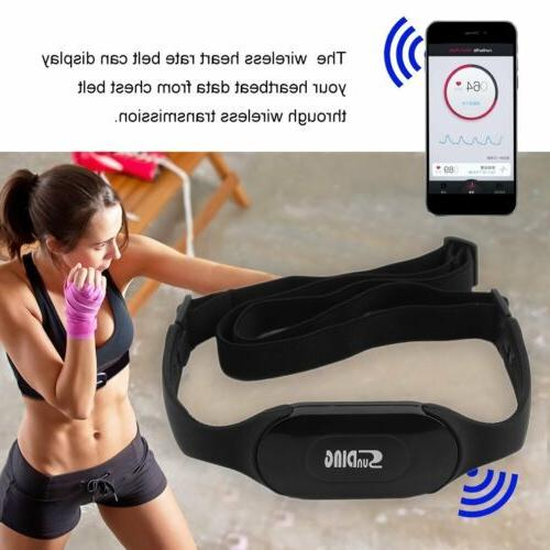 10M Waterproof Heart Rate Beat