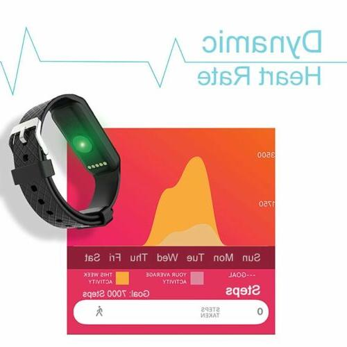 Fitness Health Watch and Women Monitor
