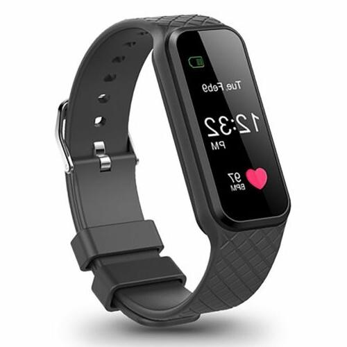 Fitness Health Watch For Men Women Monitor