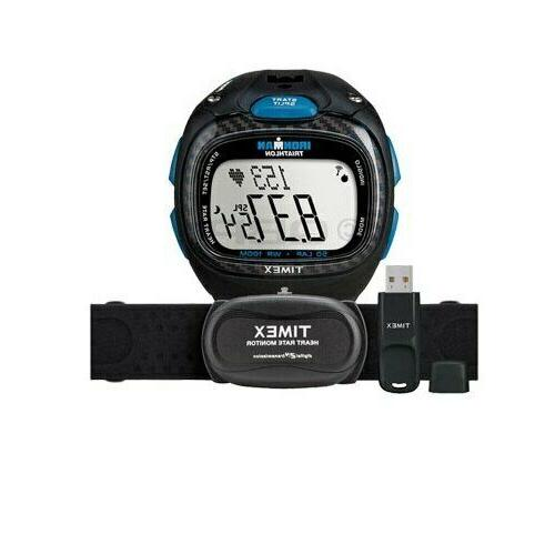 Timex Full-Size T5K489 Ironman Race Trainer Pro Watch Kit