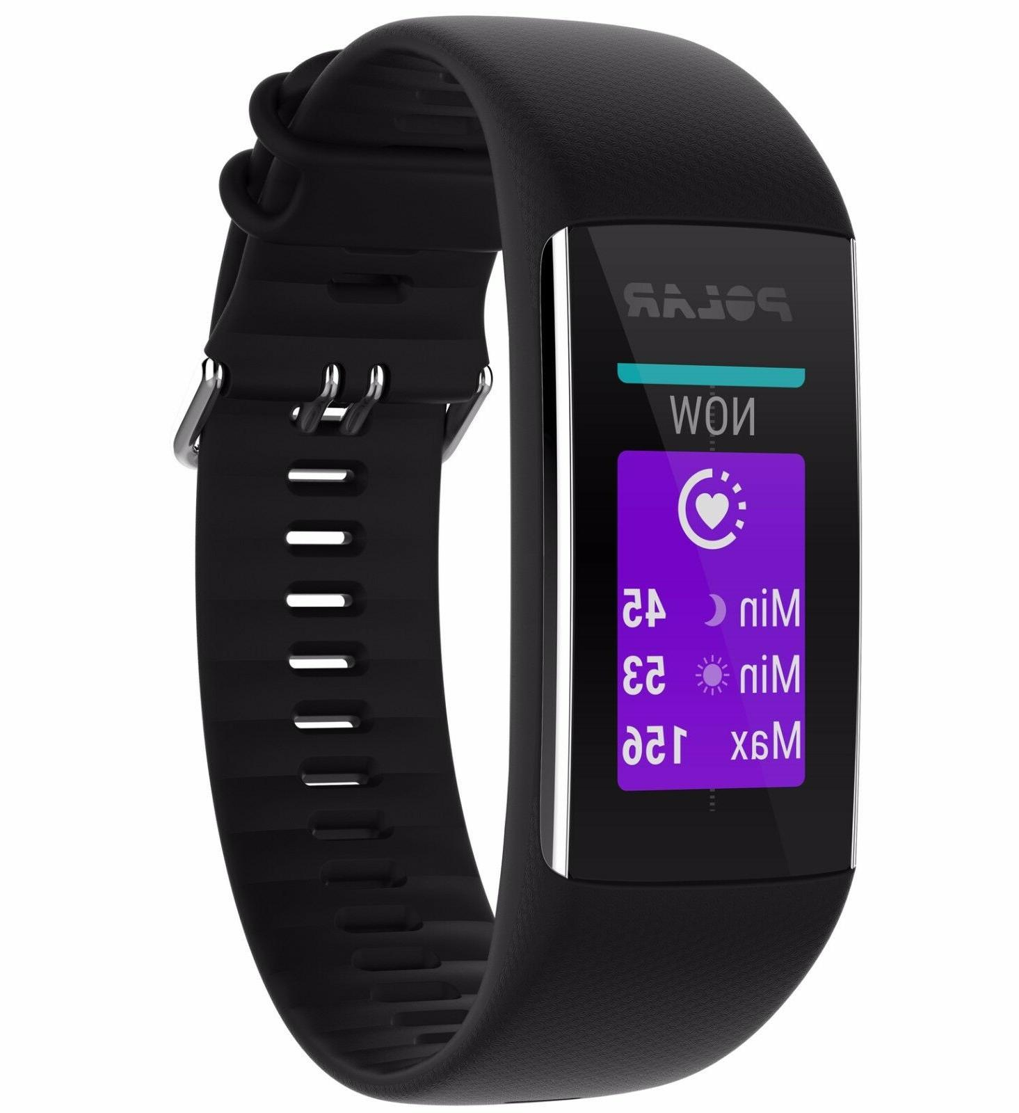 a370 strapless fitness tracker with wrist based