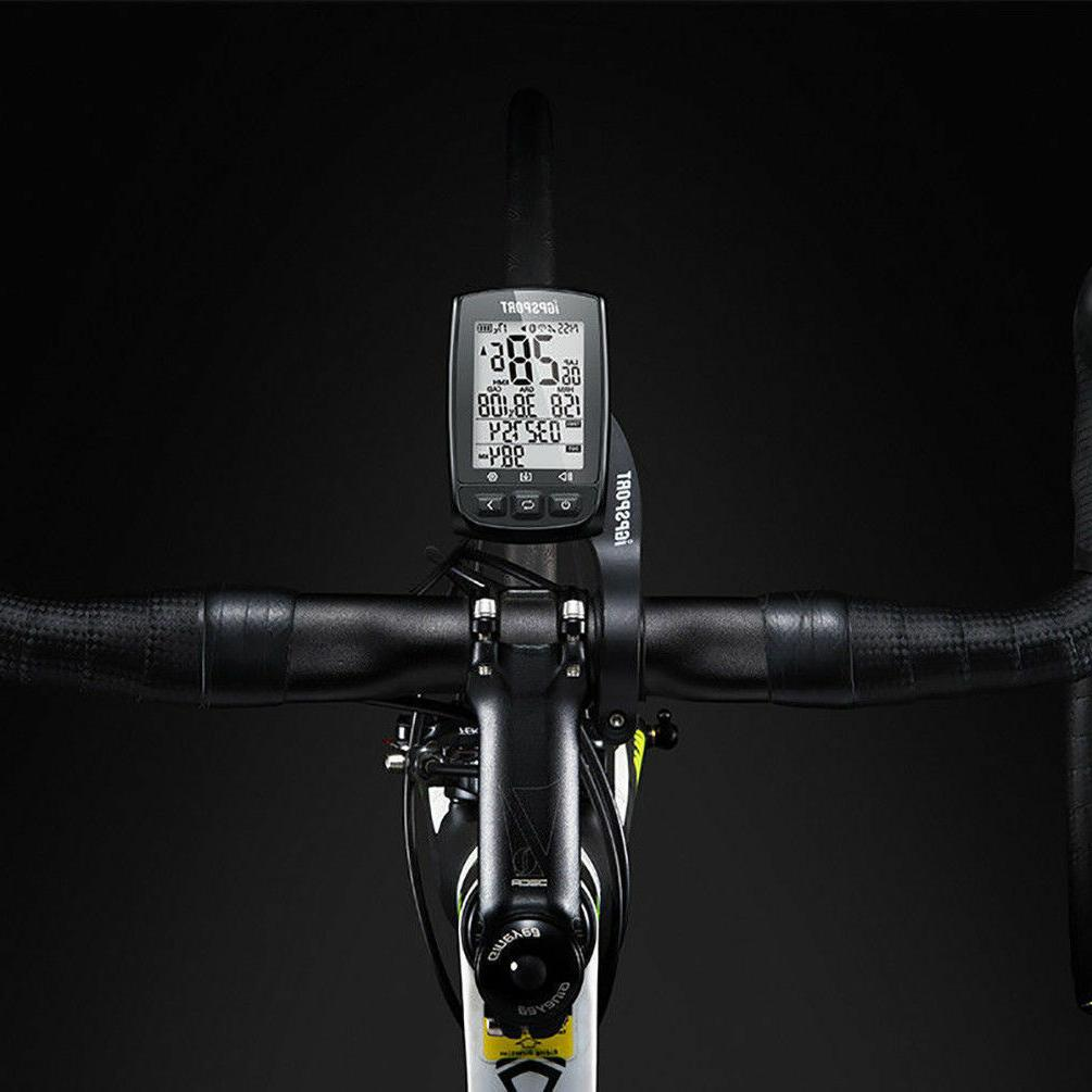 IGPSPORT ANT+GPS Cycle Optional