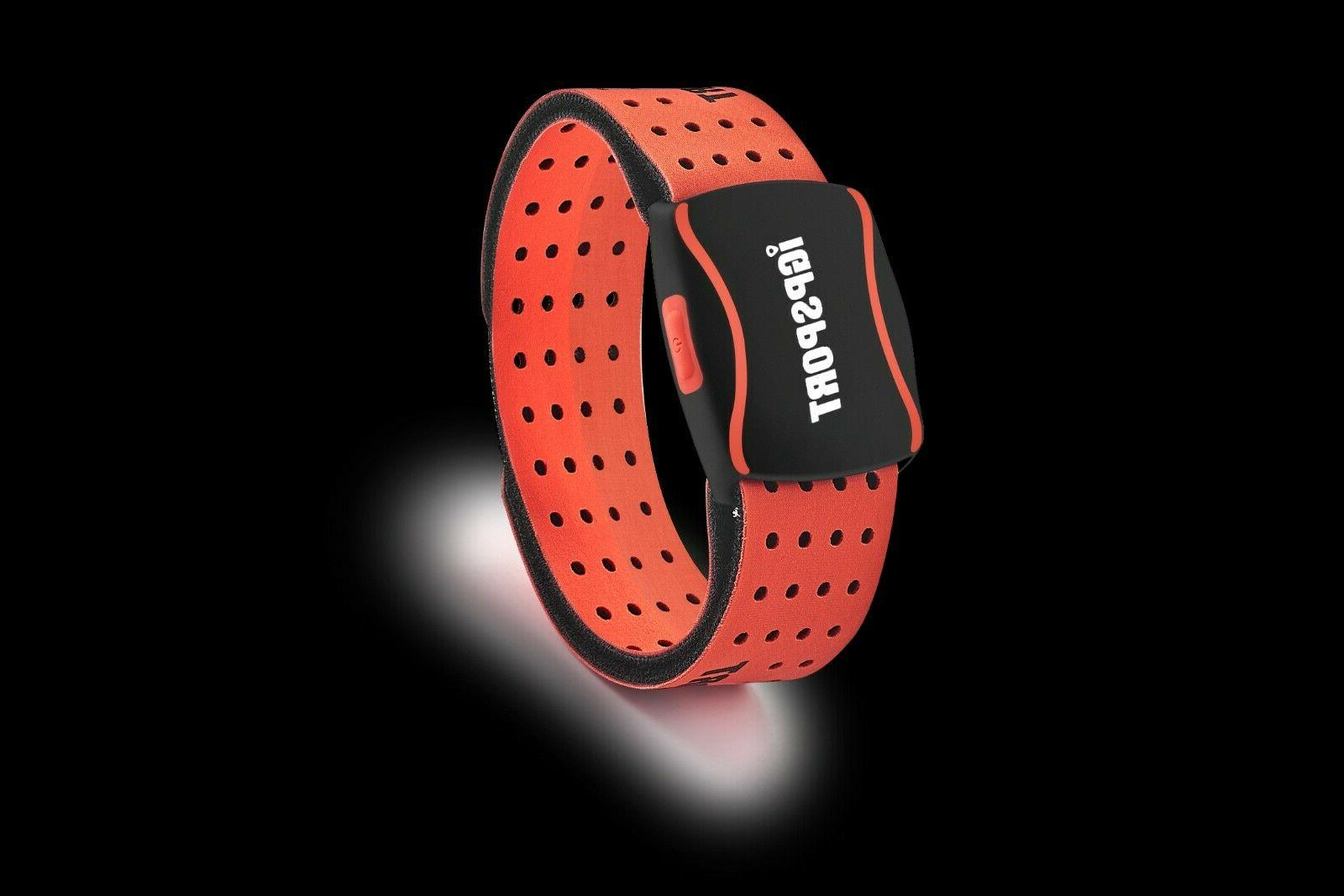 iGPSPORT Heart Rate Monitor warning