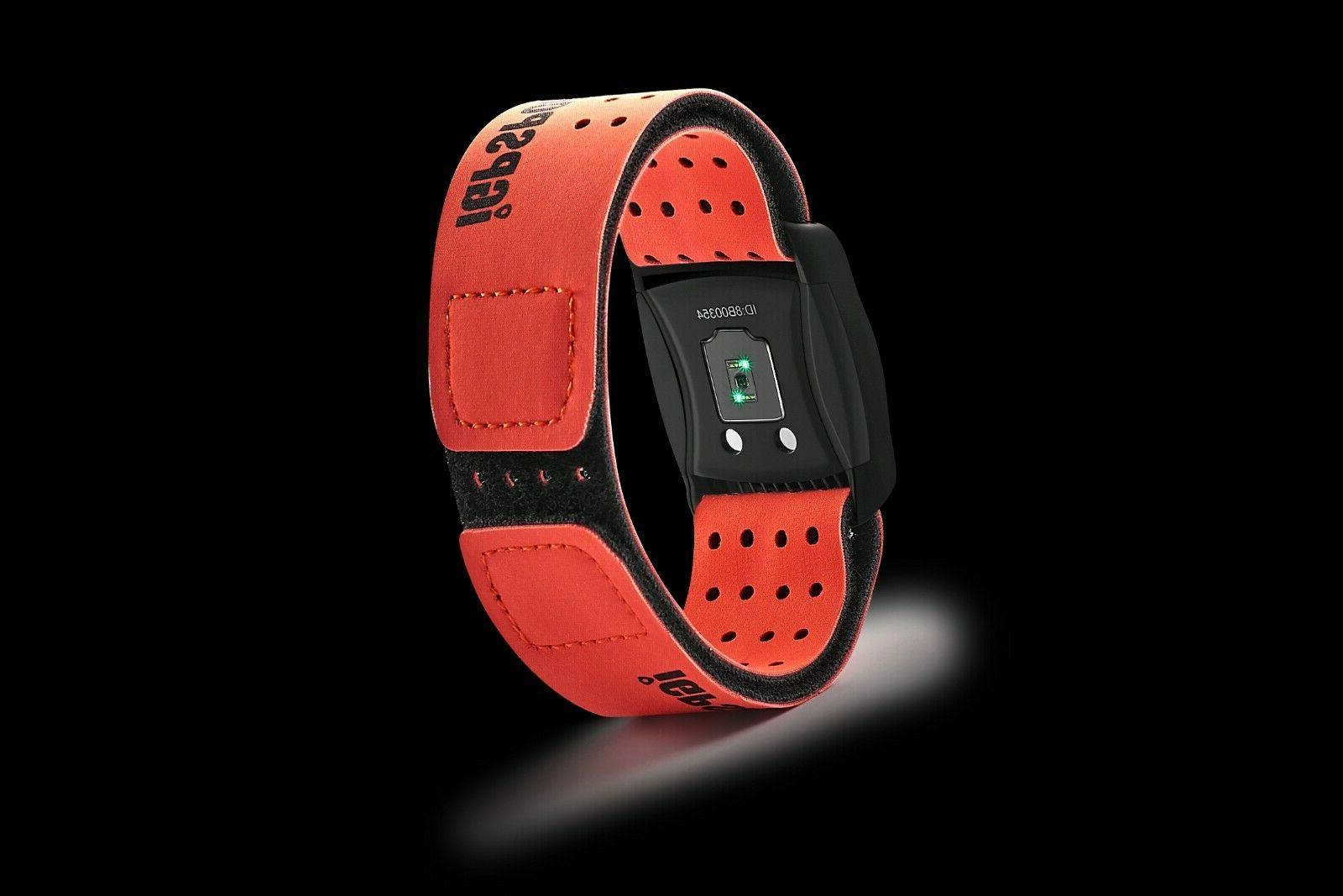 iGPSPORT Rate warning Heart Rate