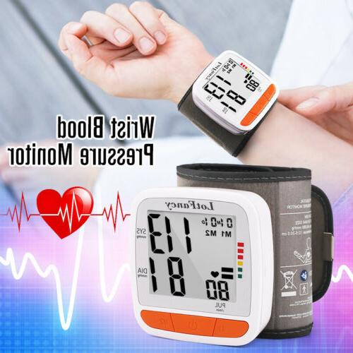 Automatic Pressure BP Rate Machine Wrist