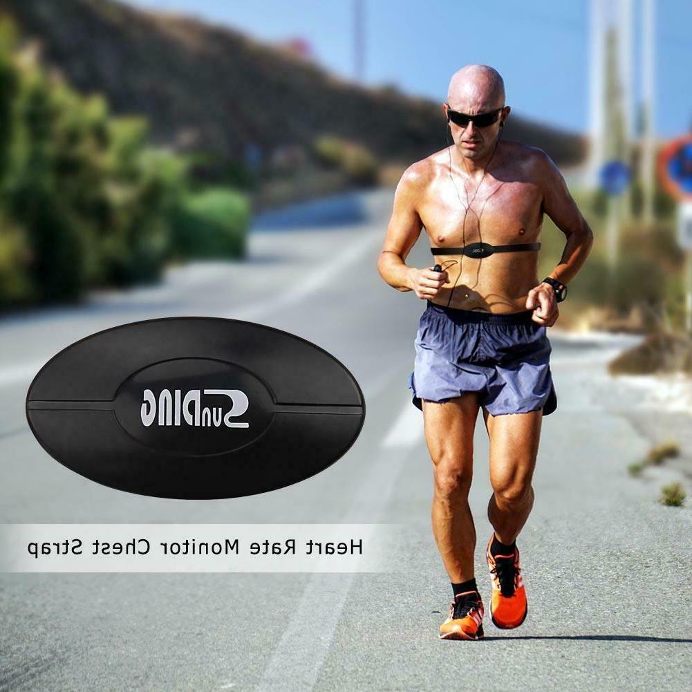 Bluetooth Heart Chest Strap Fitness for