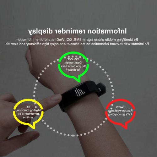 Bluetooth Sport Rate Blood Monitor