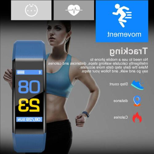 Bluetooth Smart Sport Blood Monitor
