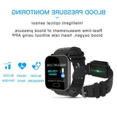Bluetooth Smart Blood Pressure Heart Rate for Outdoor Sports