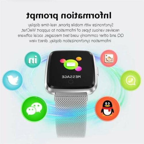 Bluetooth Monitor Stainless