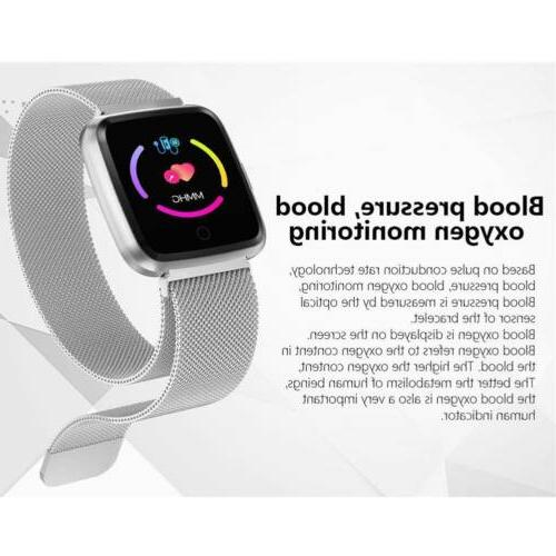 Bluetooth Monitor Tracker Stainless