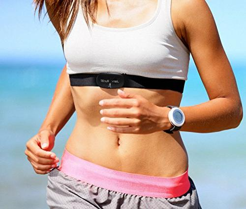 Jarv Heart Rate Monitor Sensor. Use with 7 Plus, iPad Air , Pro and All Other