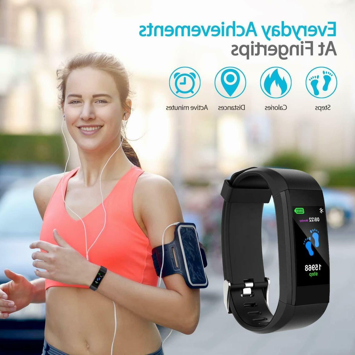 Smart Tracker Fit**bit Step Sport Android