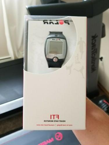 brand new ft1 heartrate monitor watch
