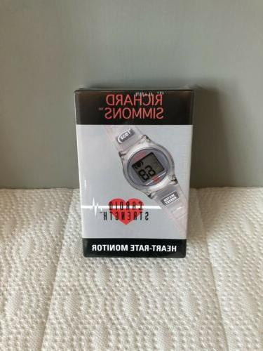 Richard Simmons Cardio Strength Heart Monitor - Brand New in -