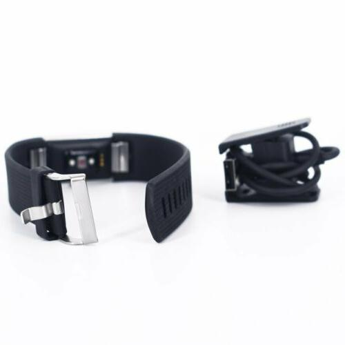Fitbit Charge Rate Tracker FB407SBUL US