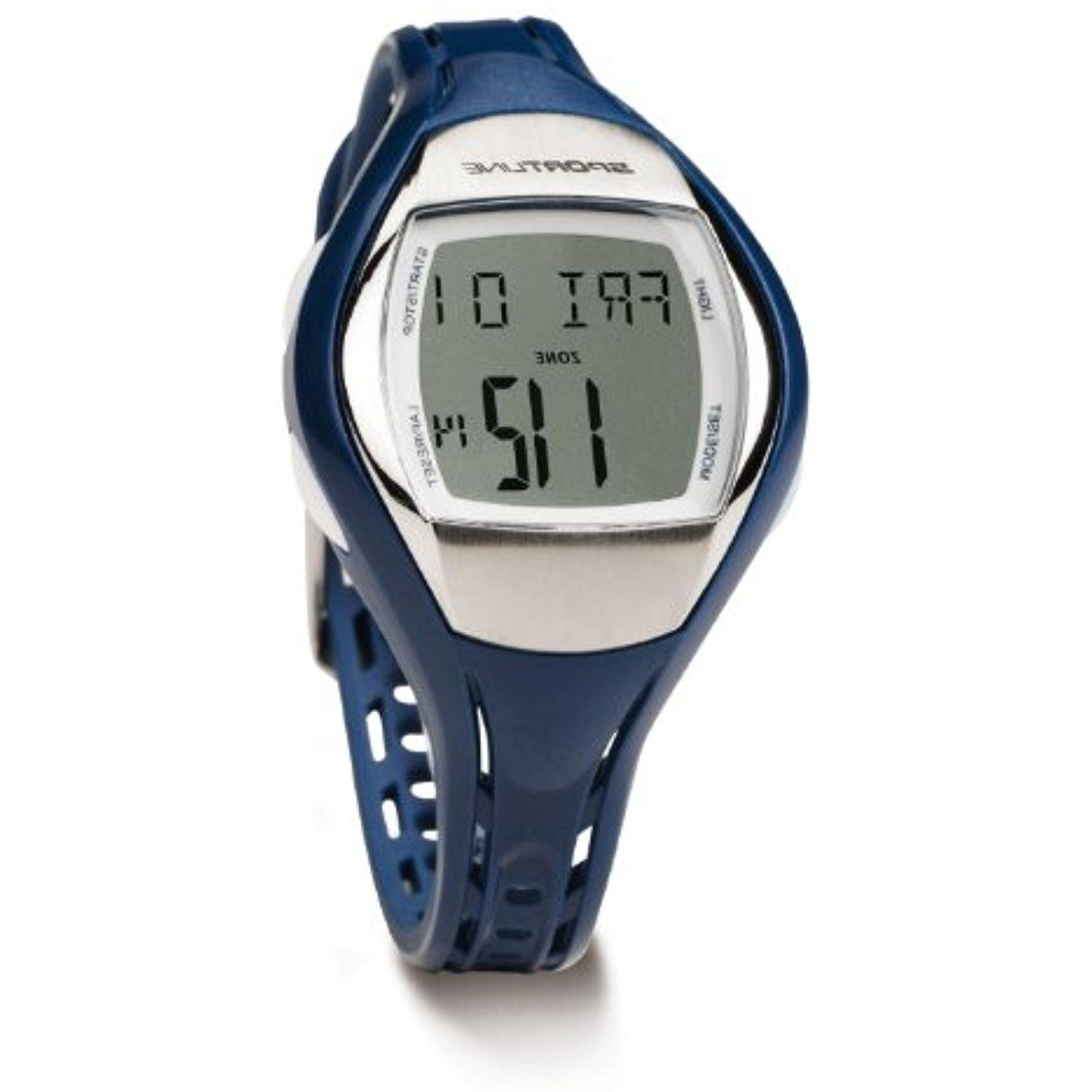 duo dual use heart rate monitor blue