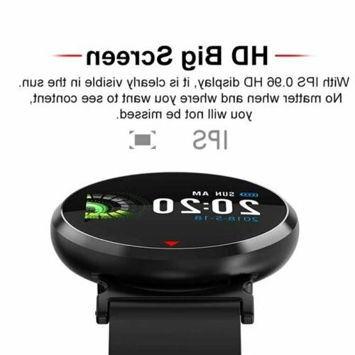 Smart Bluetooth Blood Pressure Heart Rate Fitness