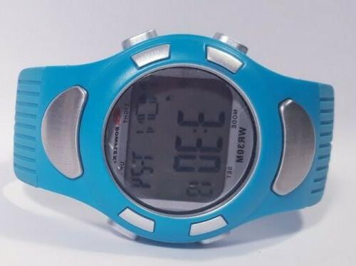 ecg heart rate monitor watch pulse detection