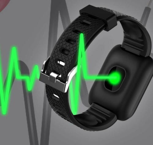 Smart Watch Band Activity Tracker Heart Rate Blood