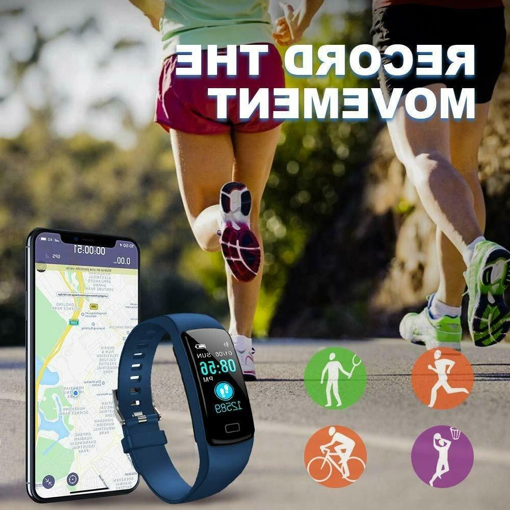 Fitness Fitbit Heart Rate Pedometer