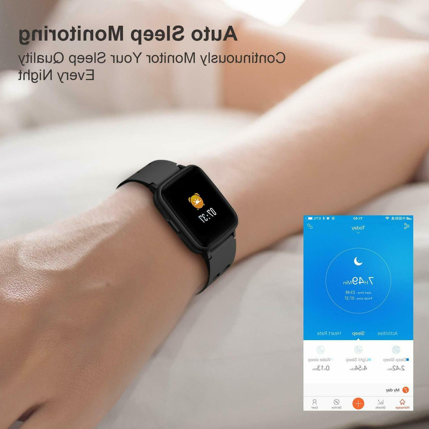 LETSCOM Rate Touch Screen