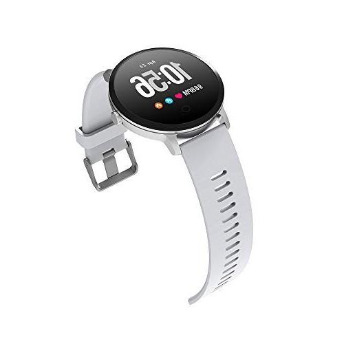 BingoFit Smart Watch, Epic Activity with Heart Waterproof with Sleep Monitor Step for Women Men Gifts,