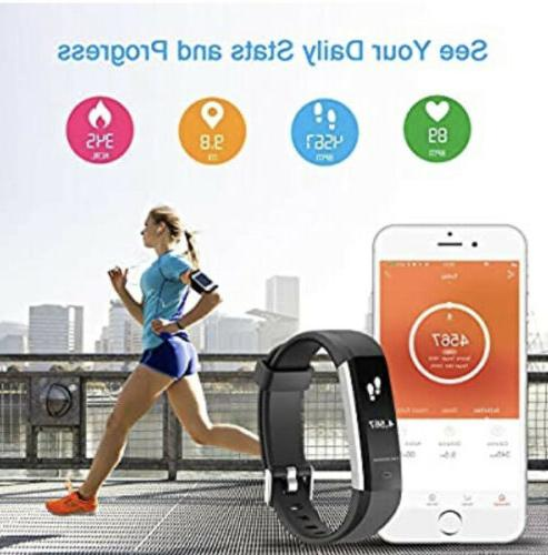 LETSCOM Fitness Heart Rate