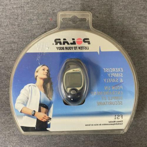 fs1 fitness monitor watch with hear rate
