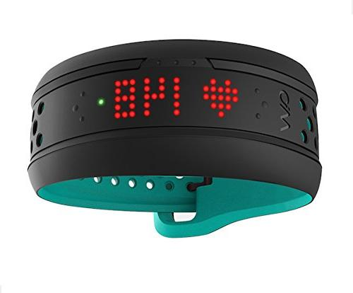 fuse wristband heart rate monitor