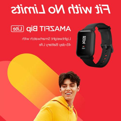 Global Amazfit watch heart rate life