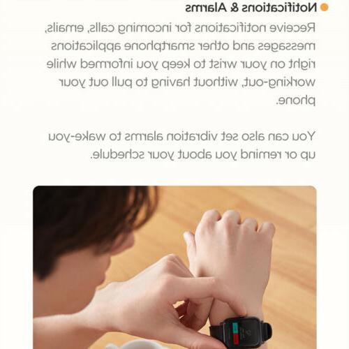 Global Version Amazfit watch heart rate 45-day life