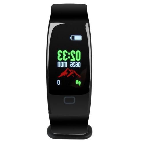 Health Heart Rate Monitor Sport Watch