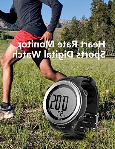 EZON Heart Sports with HRM Chest