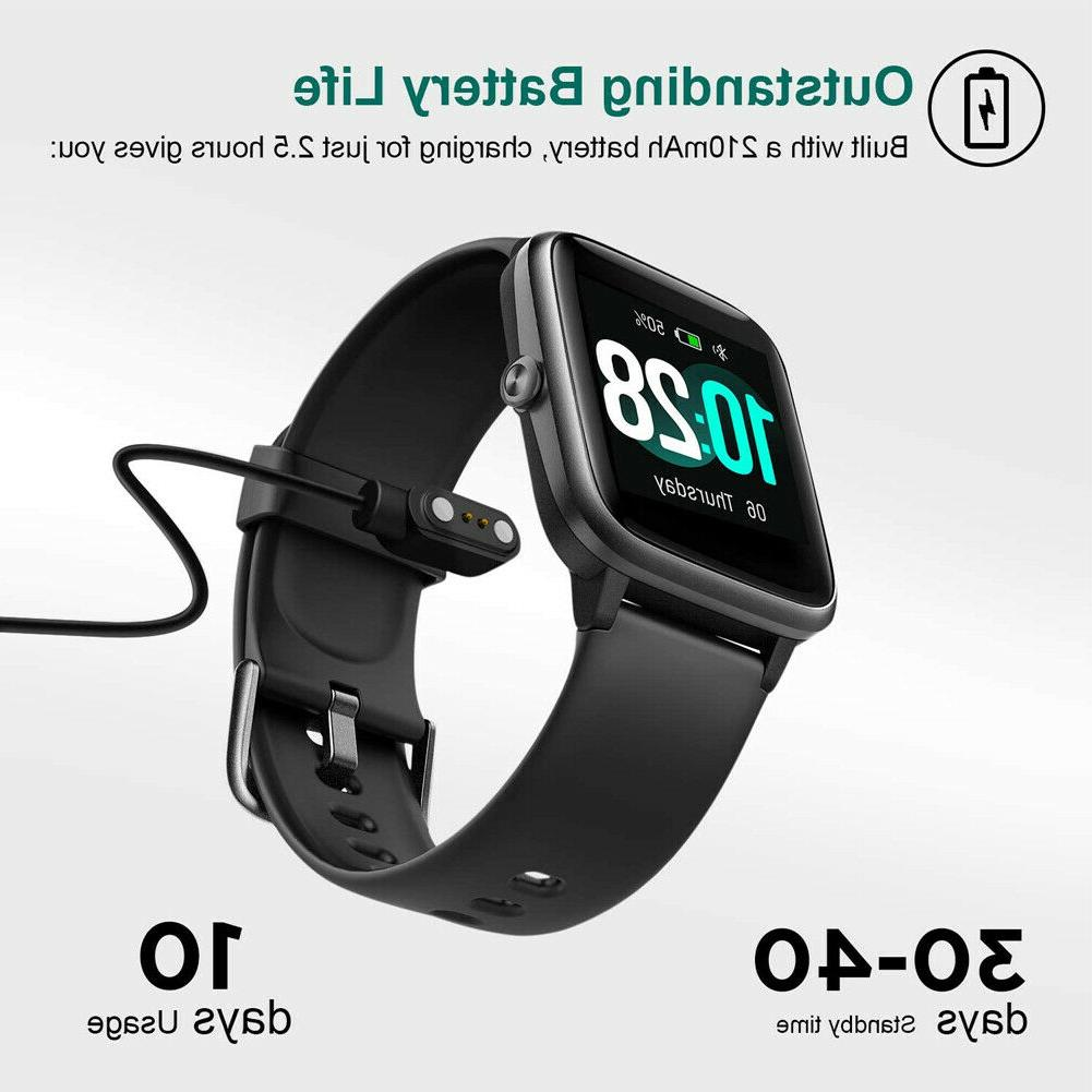 Letsfit Watch Fitness Tracker with