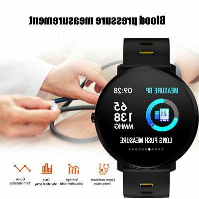 For Android Watch Blood Pressure