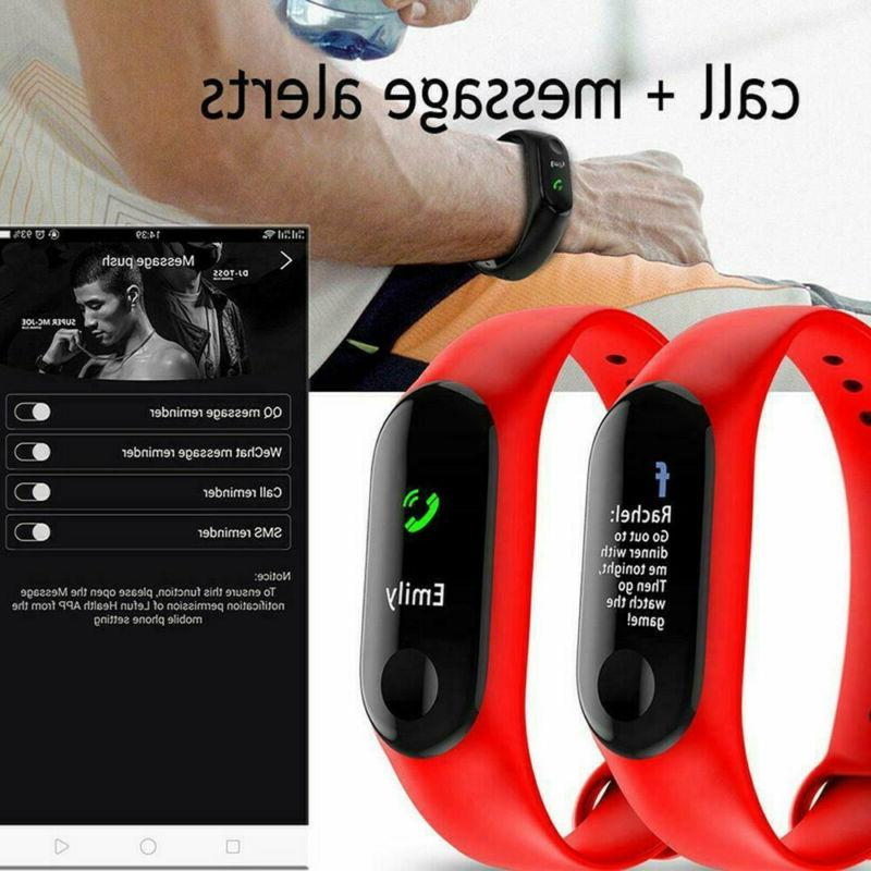 For Android Watch Rate Bracelet
