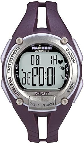 ironman road trainer heart rate