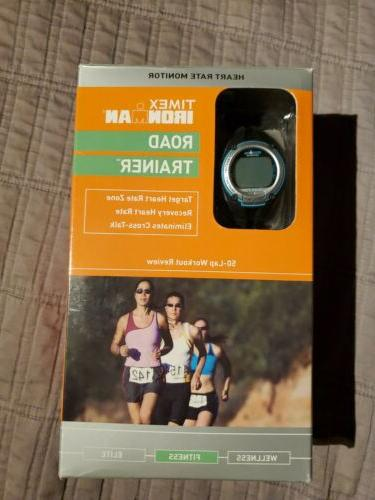 ironman road trainer heart rate monitor